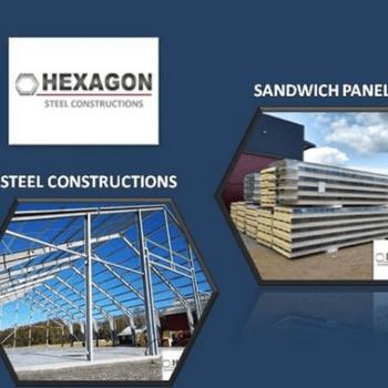 Hexagon construction company
