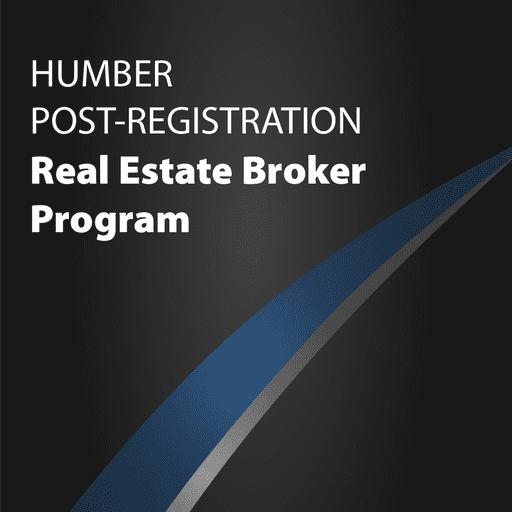 Real Estate Broker Program