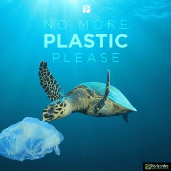 Kein Plastik mehr