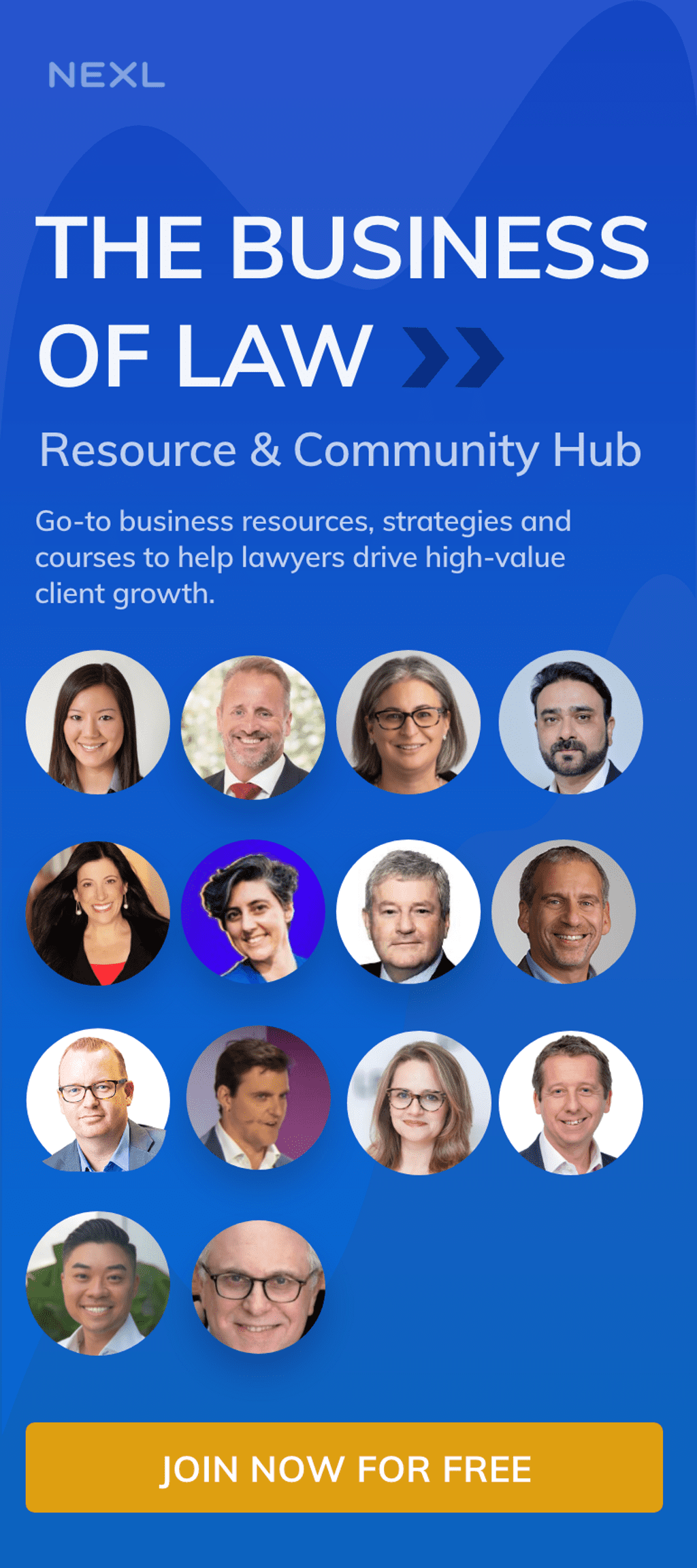 BUSINESS OF LAW RESOURCE HUB IS LIVE