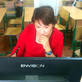 Khaydarova Nargis  Raxmonovna