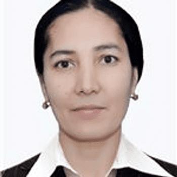 Umida Suvonkulova Ravshanovna