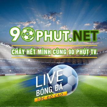 Kênh Trực Tuyến Bóng Đá Full HD - 90PhutTV
