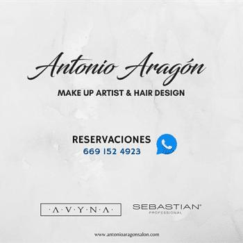 ANTONIO ARAGON SALON | Hair Salons + Makeup Artists