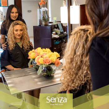 SENZA HAIR & BODY | Hair Salons