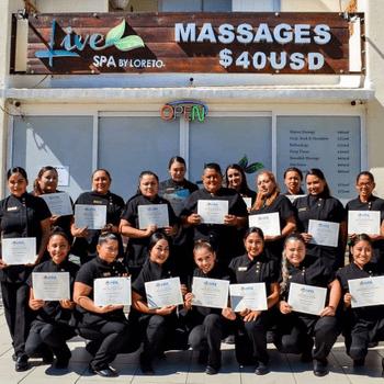 LIVE SPA BY LORETO - Spa & Massage in Los Cabos
