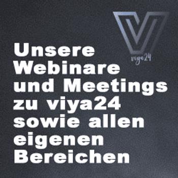 viya24 | Webinare & Meetings