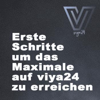 viya24 | Erste Schritte ...