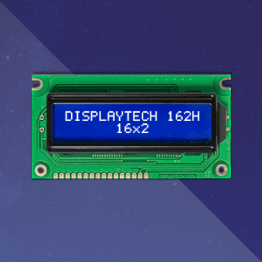 Character LCDs