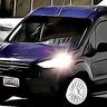 Misfit Cargo Vans