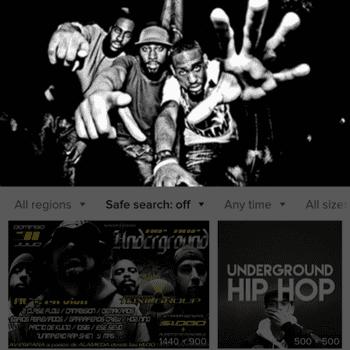 Underground Real Hip Hop